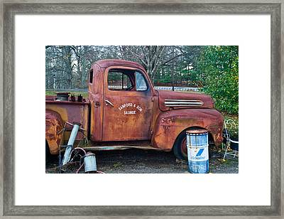 Sanford And Son Salvage 1 Framed Print