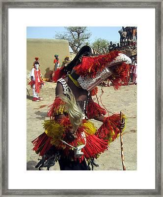 Sangha 2009 Framed Print by Huib Blom