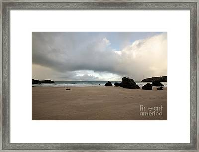 Sango Beach, Durness Framed Print