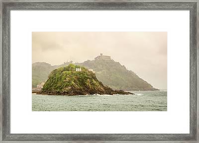 Santa Clara Island Framed Print