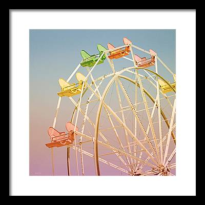 Wheels Framed Prints
