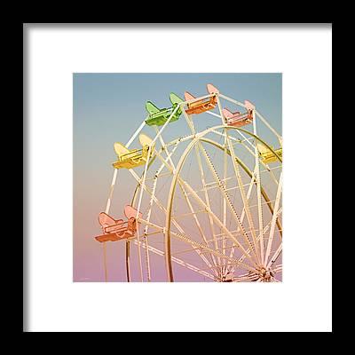 Wheel Framed Prints