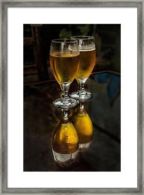Santa Elena Beers Framed Print