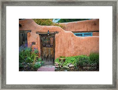 Santa Fe 304 Framed Print