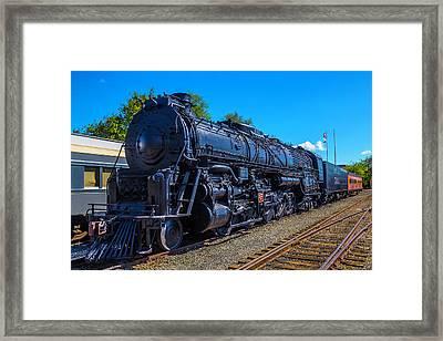 Santa Fe Texas 5021 Framed Print by Garry Gay