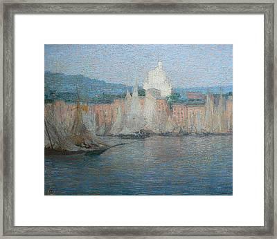 Santa Margherita Ligure Framed Print