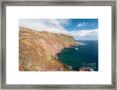 Santa Maria - Azores Framed Print