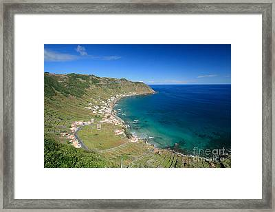 Santa Maria Azores II Framed Print