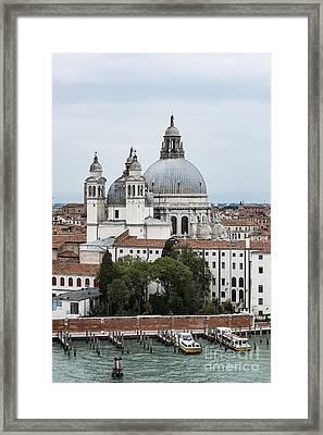 Santa Maria Della Salute Framed Print by John Greim
