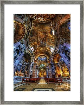 Santa Maria Maddalena Framed Print