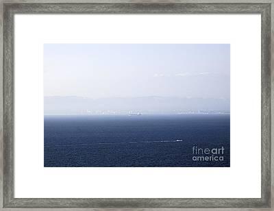 Santa Monica Framed Print by Viktor Savchenko