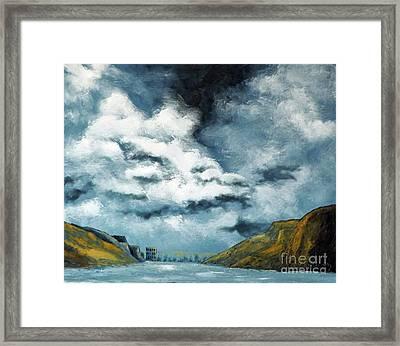 Santa Rosa Lake 3 Framed Print