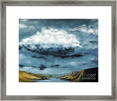 Santa Rosa Lake 5 Framed Print