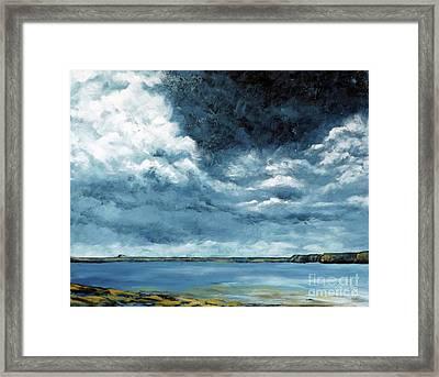 Santa Rosa Lake 6 Framed Print