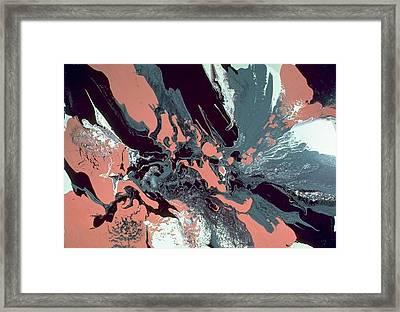 Santana Framed Print by Elaine Oehmich