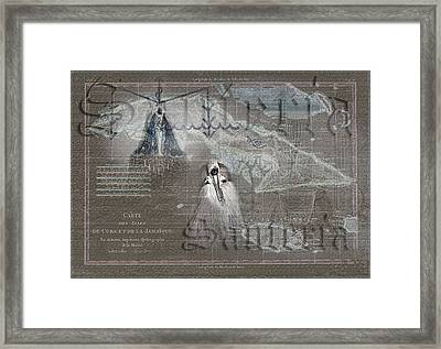 Santeria Framed Print by Sharon Popek