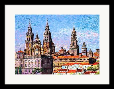Galician Art Framed Prints