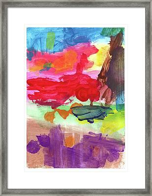 Santino P Framed Print by Santino P