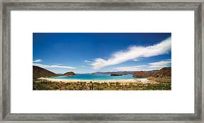 Santispac Framed Print by Marcel Kaiser