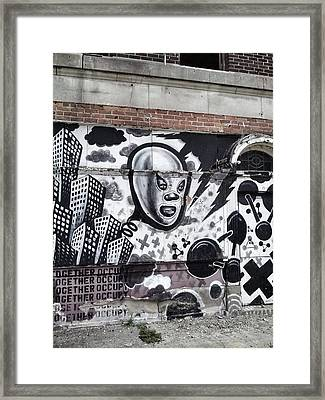 Santo Framed Print by 2141 Photography