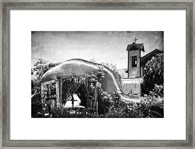 Santuario De Chimayo Framed Print