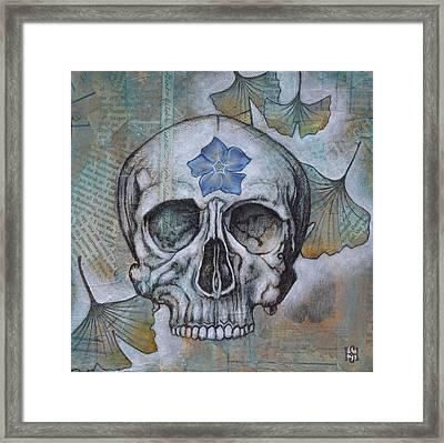 Sapient Framed Print by Sheri Howe