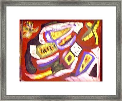 Sapon Framed Print by BJ Abrams