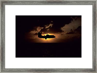 Sar Tracker Framed Print by Mike Ray