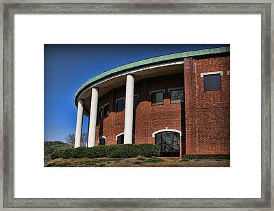Sara Hightower Regional Library Framed Print