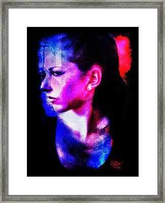 Sarah 2 Framed Print