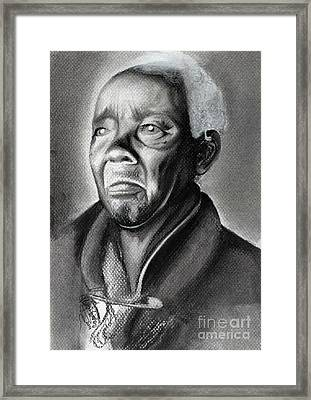 Sarah Gudger Framed Print