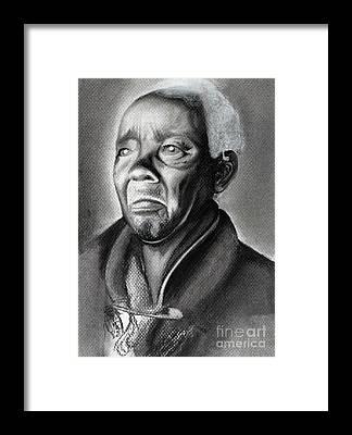 Maya Trimner Framed Prints
