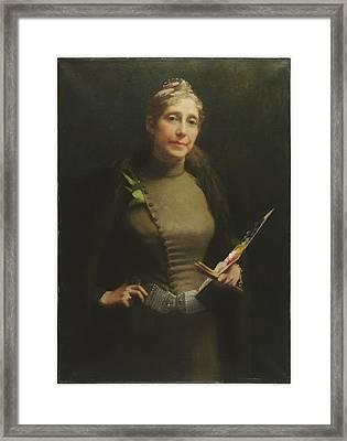 Sarah Wyman Whitman Framed Print