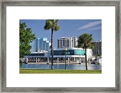 Sarasota Life 01 Framed Print