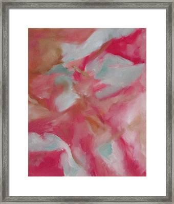 Sariel Framed Print by Patricia Cleasby