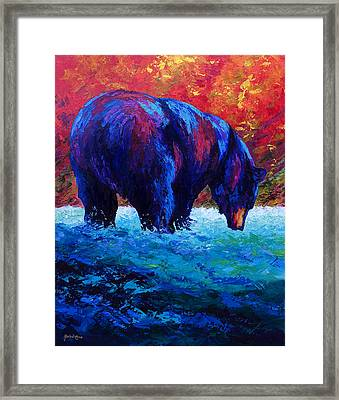 Sashimi Daze Framed Print by Marion Rose