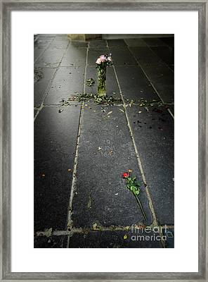 Saskia Rembrandt's Tomb Framed Print by RicardMN Photography