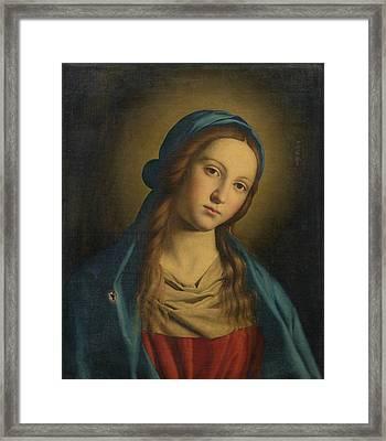 Sassoferrato Sassoferrato Framed Print
