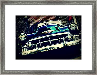 Savannah Pd Framed Print
