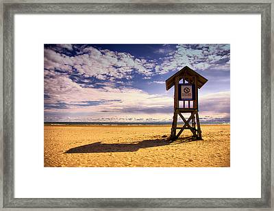 Save Me... Framed Print by Russell Styles