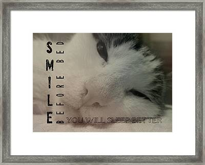 Saving Jane Quote Framed Print by JAMART Photography