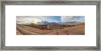 Savor The Solitude Framed Print by Dustin LeFevre