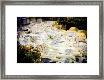 Framed Print featuring the photograph Say Cheese by Jason Smith