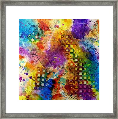 Say You Will Framed Print