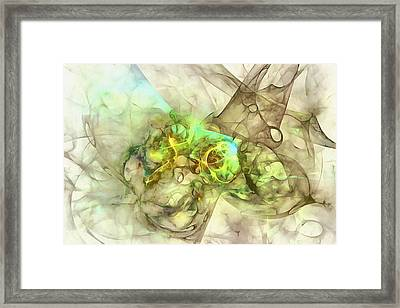 Sayest Placing  Id 16099-020232-06170 Framed Print by S Lurk