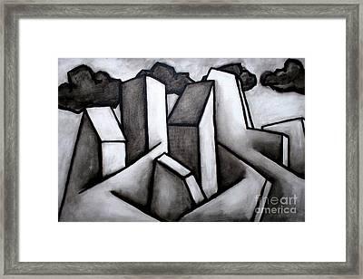 Scape Framed Print