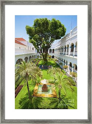 Scapes Of Our Lives #12 Framed Print