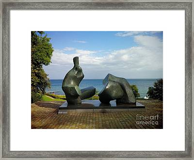 Scapes Of Our Lives #9 Framed Print