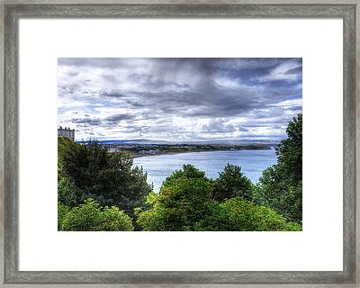Scarborough Bay Framed Print by Svetlana Sewell
