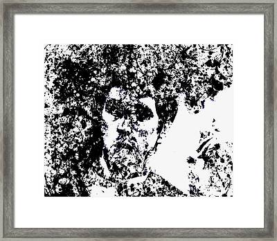 Scarface 2c Framed Print